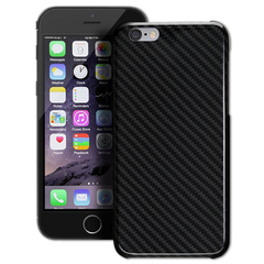 HoverKoat for iPhone for 6S Plus/6 Plus Ballistic Fiber Case - Midnight Black