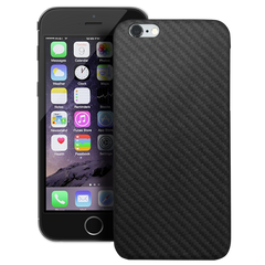 HoverKoat for iPhone for 6S Plus/6 Plus Ballistic Fiber Case - Mystery Black
