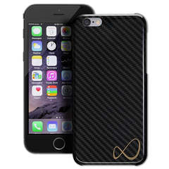 HoverKoat Limited Gold Edition for iPhone 6S Plus/6 Plus - Midnight Black