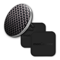 JustClick™ Carbon Fiber Magnetic Car Mount