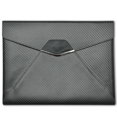 Sleek Classic Carbon Fiber Sleeve for iPad Pro 12.9