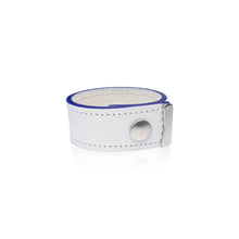 Load image into Gallery viewer, White Leather Bracelet - Genuine Vegetable Tanned Leather  - Iragazi