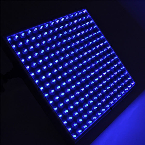 Professional 225 LED Plant Grow Light Lamp Hydroponics Plant Greenhouse Lighting Full Spectrum Red Blue Orange White US/EU/UK/AU