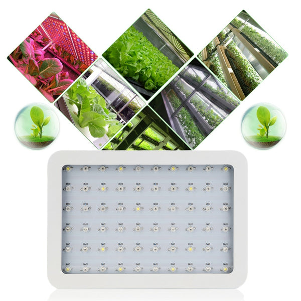 ICOCO Led Grow Light Full Spectrum Hydroponic Flower 140 Watt Saving Cooling