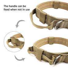 Load image into Gallery viewer, Military Dog Collar (4Colors)L/M/XL