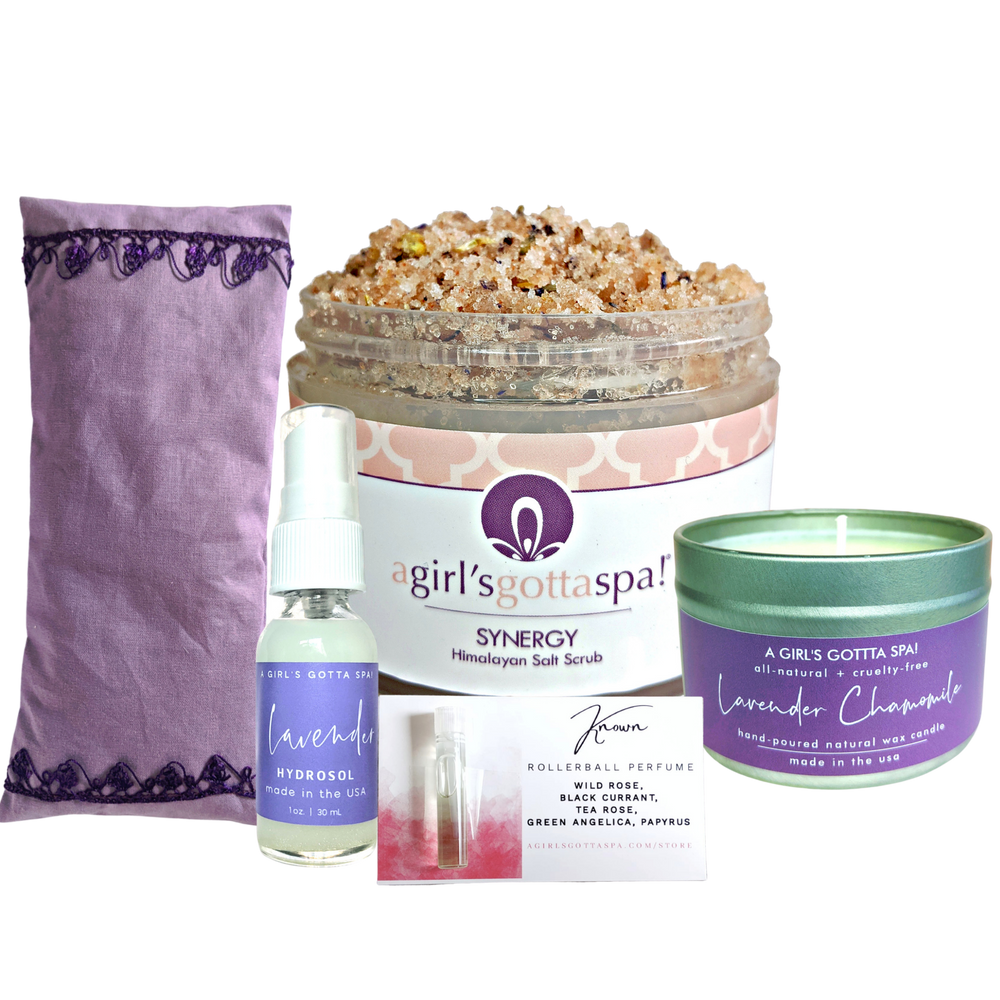 Be Well Relaxation Box