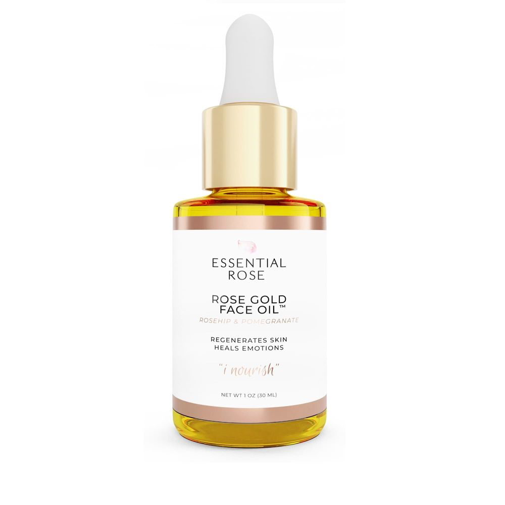 Rejuvenating Rose Face Oil