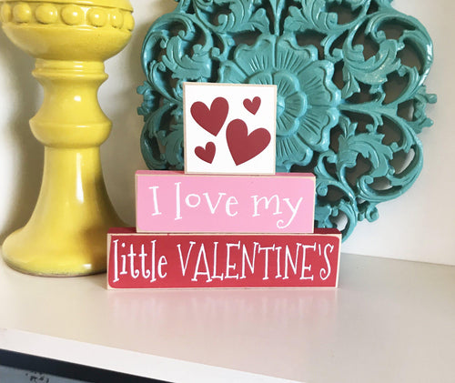 Valentines Decor, Valentines Day Decor, Tiered Tray Decor, Grandma Gift