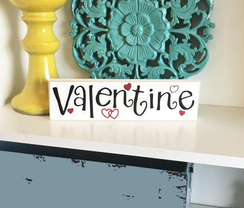 Valentines Sign, Tiered Tray Decor, Valentines Decor