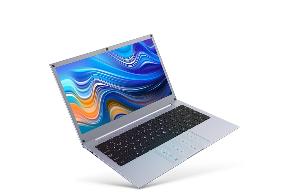 Laptop with Numeric Touchpad   |    N140