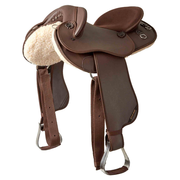 Syd Hill Australian saddle