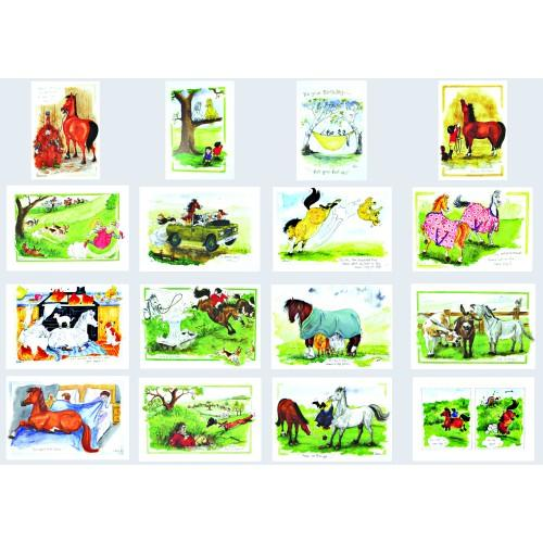 Horse Cards by Allison's Antics-STC