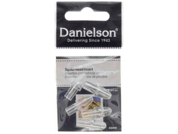 DANIELSON Squid Head Insert (5PACK)
