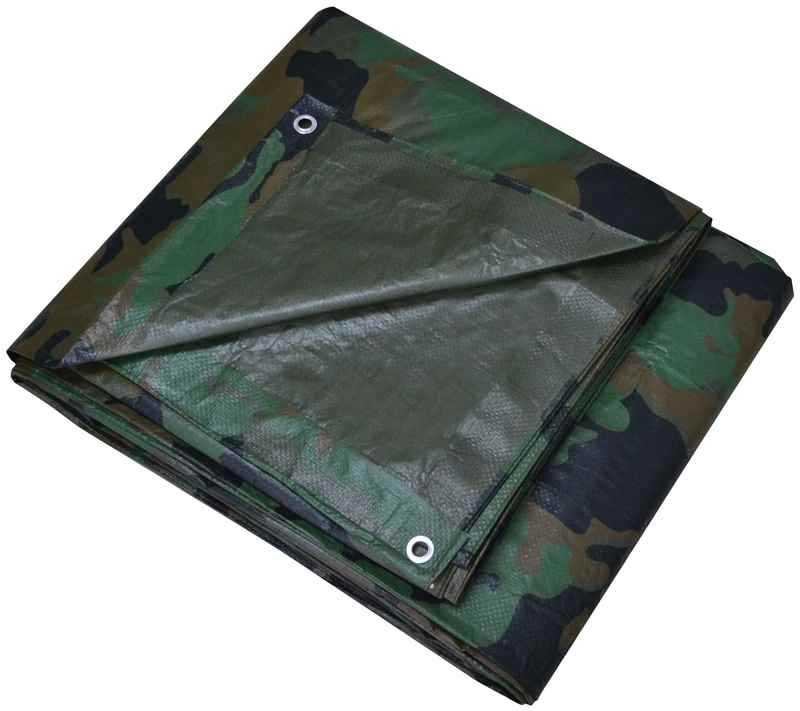 TERRA TUFF Camo Tarp (Medium Duty)