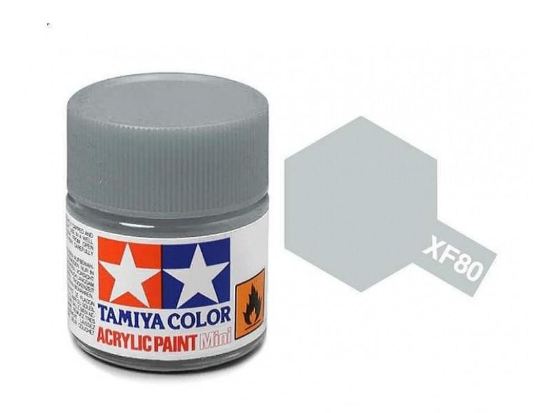 TAMIYA XF80 Flat Royal Light Grey