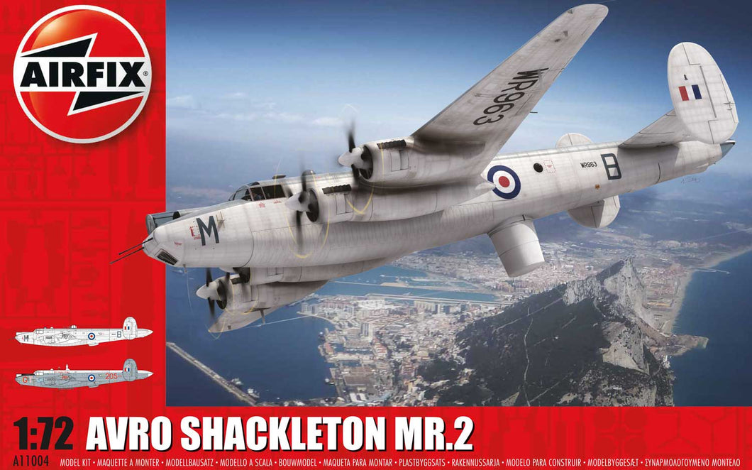 Airfix Avro MR2