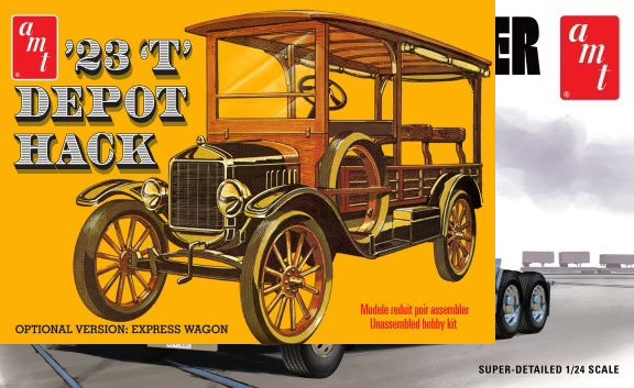 AMT 1923 Ford T depot hack