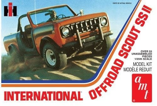 AMT International Offroad Scout SS II