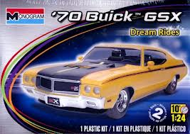 MONOGRAM '70 Buick GSX Dream Rides
