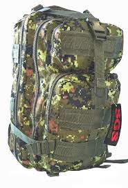 SGS Tactical Assault Pack