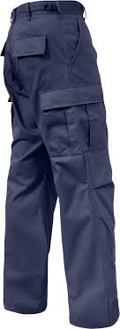 (SALE) SHADOW STRATEGIC Navy Blue BDU Pants