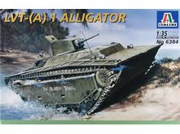 ITALERI LVT-(A) 1 Alligator