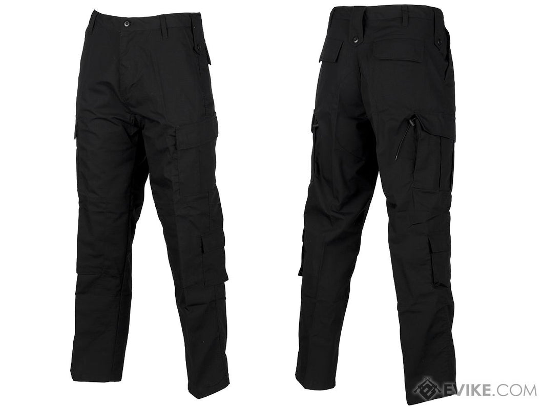 SHADOW STRATEGIC Black BDU Pants