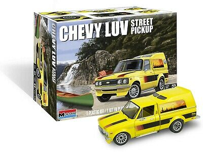 MONOGRAM Chevy Luv Street Pickup