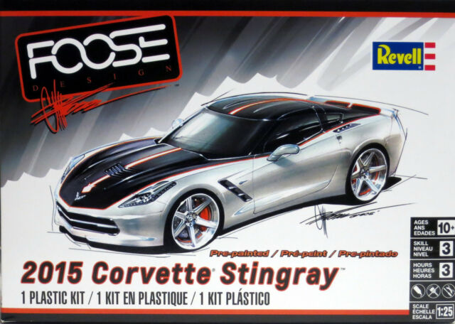 REVELL 2015 Corvette Stingray Foose