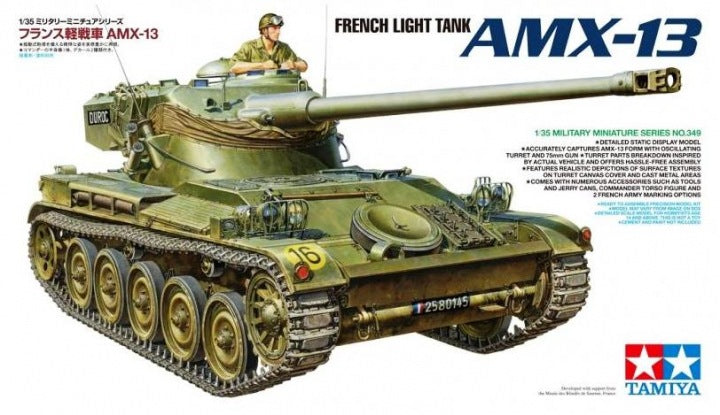TAMIYA Amx French