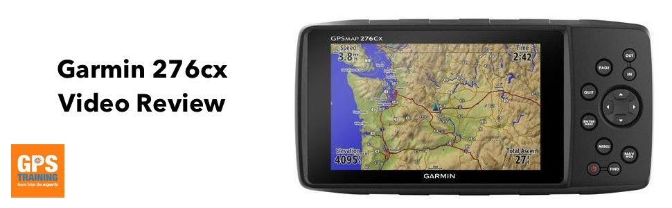 Garmin GPSMap276Cx - review