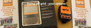 Going off grid - your options, both for tracking and satellite communication