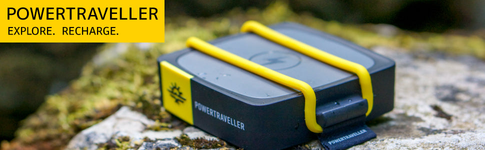 Powertraveller - New brand for portable power