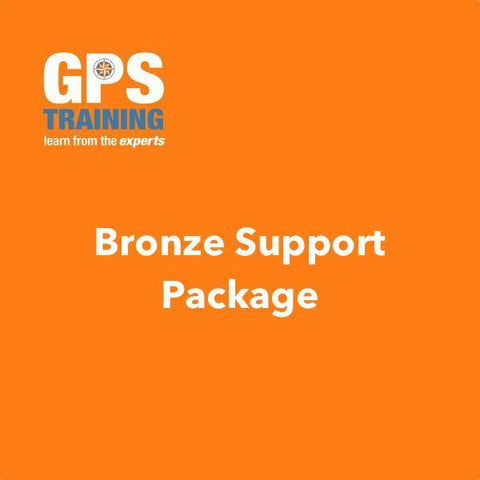 Bronze GPS Support Package