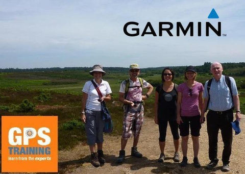 Garmin 2 Day GPS Course - Northamptonshire - GPS Training