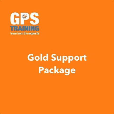 Gold GPS Support Package