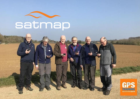Satmap & Xpedition GPS course - New Forest