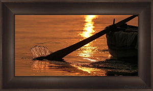 Plate 6 - Fishers Of Men Series 1 Open Edition Canvas / 36 X 18 Frame B 26 1/2 44 Art