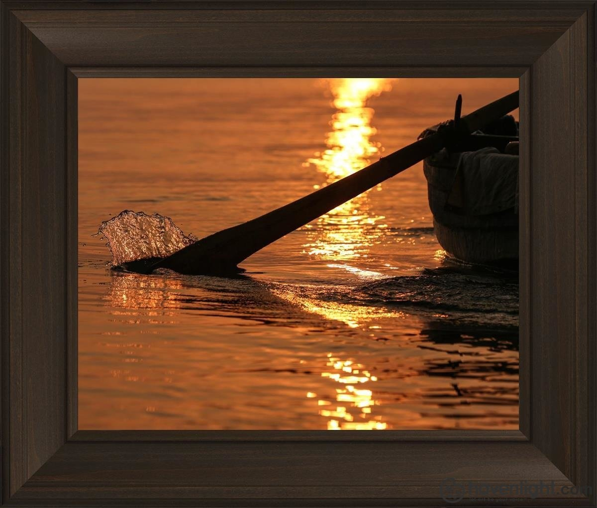Plate 6 - Fishers Of Men Series 1 Open Edition Print / 20 X 16 Frame B 22 3/4 26 Art