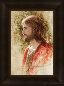 Prince Of Peace Open Edition Canvas / 12 X 18 Frame C 23 3/4 17 Art