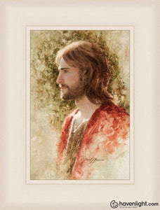 Prince Of Peace Open Edition Canvas / 12 X 18 Frame L 25 19 Art