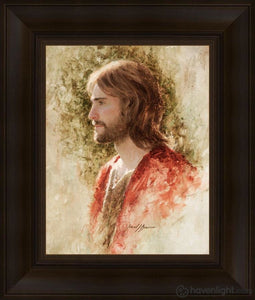Prince Of Peace Open Edition Print / 11 X 14 Frame C 19 3/4 16 Art