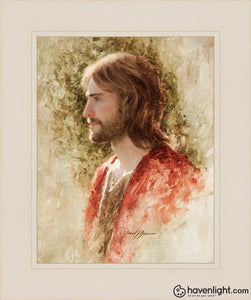 Prince Of Peace Open Edition Print / 11 X 14 Frame L 18 1/4 15 Art