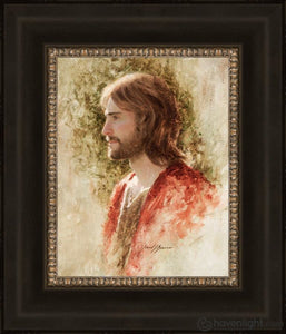Prince Of Peace Open Edition Print / 11 X 14 Frame W 21 18 Art