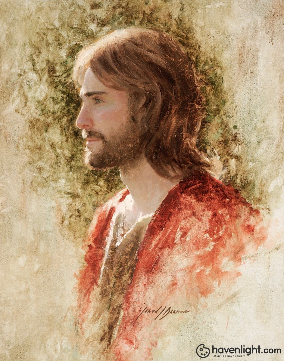 Prince Of Peace Open Edition Print / 11 X 14 Only Art