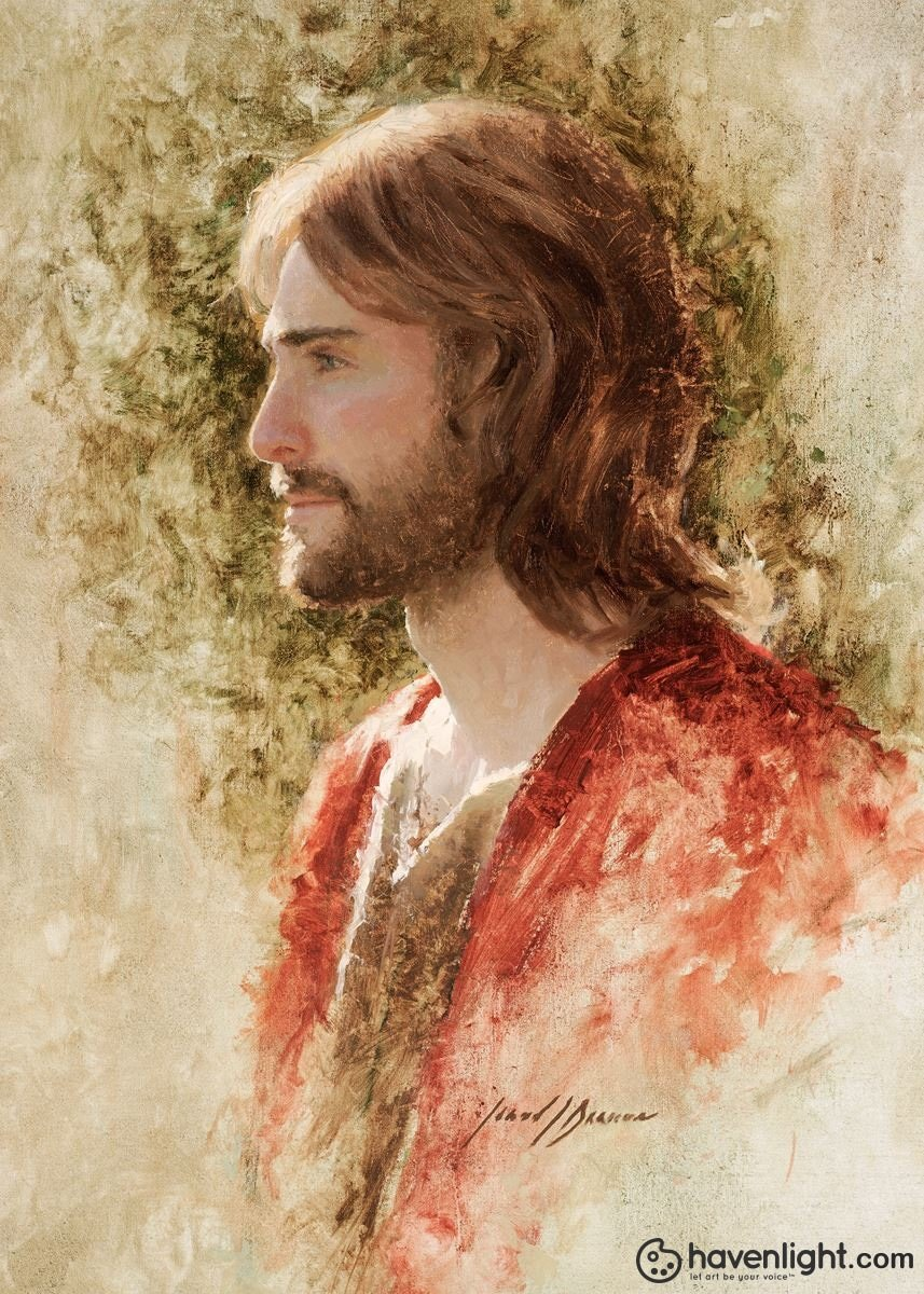 Prince Of Peace Open Edition Print / 5 X 7 Only Art