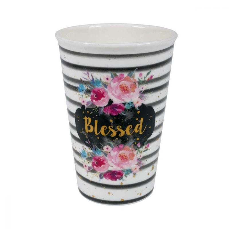 "Becher to go ""Blessed"" - Gotteslichter"