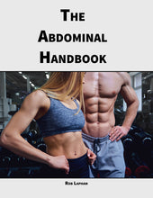 Load image into Gallery viewer, Abdominal handbook cover