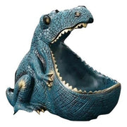 Decorative Art Dinosaur Sculpture Storage Box