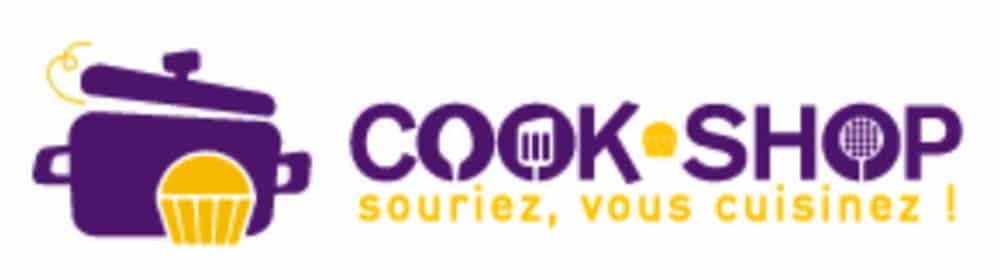 cook shop logo